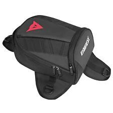Moto sobredepósito Dainese D-petrolero mini Motorcycle Bag stealth Black