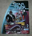 Star Trek TNG Movies - Lt Commander Worf - Playmates Toys (Target)