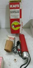 NOS Kat's K-250 External Type Engine Heater Chevrolet Ford Dodge12251
