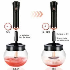 Pro Electric Makeup Brush Cleaner & Dryer Set Make Up Brushes Wash Tool