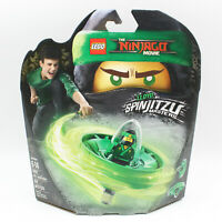 Lego Ninjago Movie Set w/ Lloyd Minifigure, 48 Piece Spinjitzu Master #70628