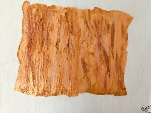 LARGE MODERN ACRYLIC ABSTRACT PAINTING ON CANVAS.CALLED GOLD PARCHEMIN  BY OJZER