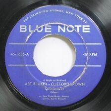 Hear! Jazz 45 Art Blakey - Quicksilver / Once In A While On Blue Note