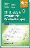 Praxis Psychiatrie Paket: Klinikleitfaden Psychiatrie Ps...   Buch   Zustand gut