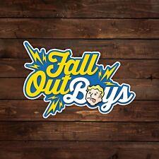 Fallout Boys - Blue Version (Fallout) Decal/Sticker