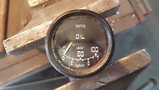 """Land Rover Serie """"Smith"""" Öldruckanzeige Oil Pressure Gauge analog"""