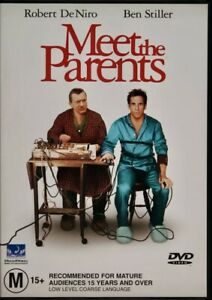 Meet The Parents (DVD Region 4) Robert De Niro, Ben Stiller,Owen Wilson