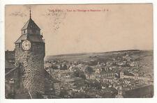 CPA - BAR-LE-DUC (55) - TOUR DE L'HORLOGE ET PANORAMA - ÉCRITE LE 28-08-1910