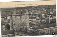 94 - cpa - VINCENNES - Vue générale ( i 3046)
