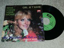 Isabella Bader - Eenie Mienie Minie Monie    Vinyl  Single