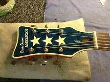 Harmony Guitar Buck Owens Replacement Headstock Logo H169 Luthier
