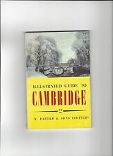 1962 Illustrated Guide to Cambridge