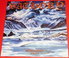 Bathory: Nordland I+II 2LP 180g DOBLE DISCO DE VINILO Juego 2010 bmlp666-21