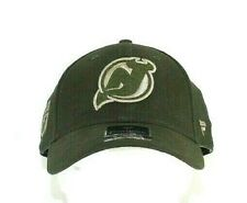 New Jersey Devils NHL Olive Baseball Cap Snapback