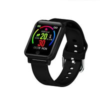 OLED Bluetooth Smart Watch Magnetverschluss F29 Huawei Apple Samsung Android iOS