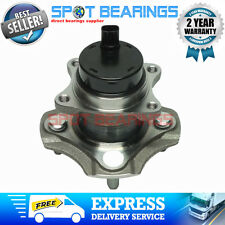 TOYOTA YARIS MK1 99-05 1.0 1.3 1.5 inc VVTI REAR WHEEL BEARING /HUB +ABS SENSOR