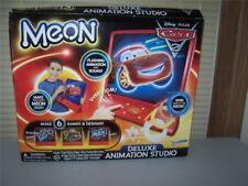 Disney Cars 2 Meon Deluxe Animation Studio Neon Lights and Sound New in Box
