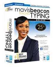 Mavis Beacon Teaches Typing Deluxe - 25th Anniversary Edition
