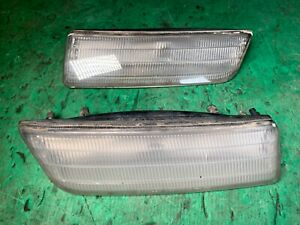 Jdm Front FTP Light Set Mazda RX7 FC3S 86-91 Flash To Pass