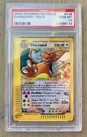 Crystal Charizard Holo Pokemon Card e-Skyridge 146/144 BGS PSA Gem Mint 10