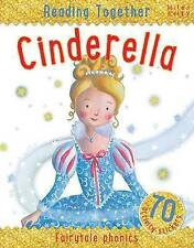 Reading Together Cinderella, Miles Kelly, Very Good Book