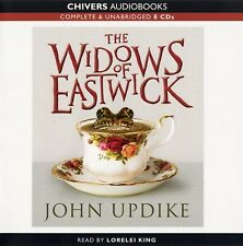 The Widows of Eastwick - Unabridged Audiobook - 8CDs