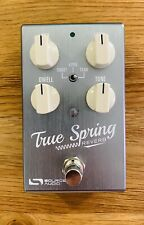 Source Audio True Spring Reverb Guitar Effects Pedal with Tap Tempo Switch