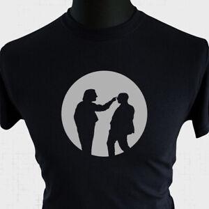 Bottom T Shirt TV Series Richard Richard Eddie Hitler Cool Cult Funny Black