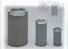 """Hydraulic Suction Line Filters (MF Type) MF-04A 1/2"""" PT"""