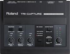 ROLAND UA33 USB SCHEDA AUDIO INTERFACE registrazioni di voce e chitarra e applic