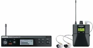 Shure PSM300 P3TRA215CL Pro Wireless In-Ear Monitoring System UPC 042406371704