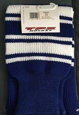 Tps Youth Knit Hockey Socks, 24 Inch Royal, Toronto Maple Leafs New, Nwt