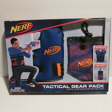 Nerf Tactical Gear Pack Vest Pack Dart Pouch BRAND NEW