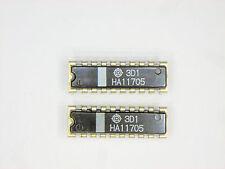 "HA11705  ""Original"" Hitachi 8P/10P DIP IC  2  pcs"