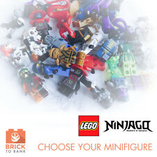 LEGO Ninjago Ninja Minifigures Vintage - Great Condition - Choose your figure!
