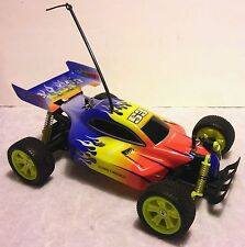Rare - New 27Mhz Flame Thrower #53 Radio Controlled Rc Car Only