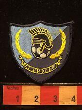 Sparta Soccer Club Jacket Patch 66E9