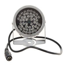48LED illuminator light CCTV IR Infrared Night Vision Lamp for Security Cam G5N9