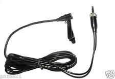 EMK-2 mini Lavalier Clip lapel mic Microphone for Sennheiser G1 G2 G3 wireless