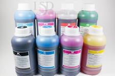 8x250ml UV Dye Canon CLI-8 refill ink kit PIXMA Pro 6000 Pro 9000 PIXMA 6500