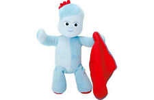 "In the Night Garden Iggle Piggle 7"" Beanie Plush Soft Doll Toy New - USA Seller"