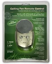 Hunter Fan Company 27209 Control Fan Remote Controller (Brand New Sealed)
