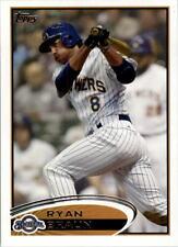 2012 Topps Baseball Card Pick 1-230