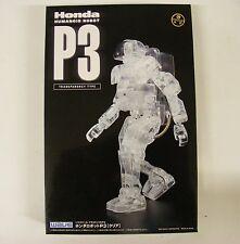 Honda P3 Humanoid Robot Model Kit. 2001 First Edition.