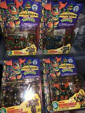 New ListingTeenage Mutant Ninja Turtles Muta Force set of 4