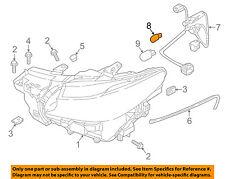 MAZDA OEM 07-14 CX-9-Exterior Bulb 997016050Y