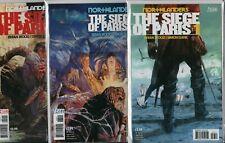 NORTHLANDERS 'Siege Of Paris' DC Vertigo / Brian Wood SET (NM) ref:A1.228