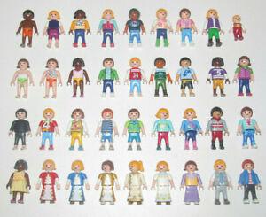 Playmobil Figurine Personnage Enfant Fille Garçon Modèle au Choix NEW