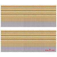 """100PCS 1/16"""" Drill Bit Set HSS Titanium Jobber Length Twist Metal Drill Bit Tool"""