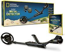 National Geographic Junior Starter Waterproof Metal Detector - Free P&P Ire & UK
